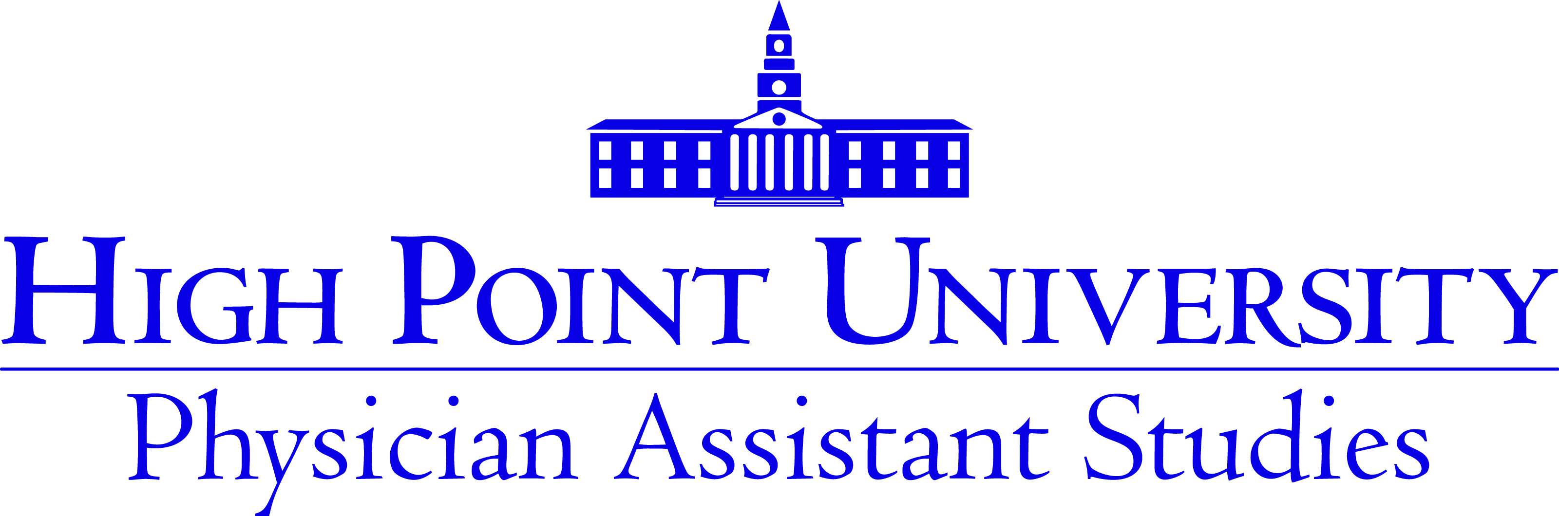 High Point University, Congdon School of Health Sciences, Department of Physician Assistant Studies