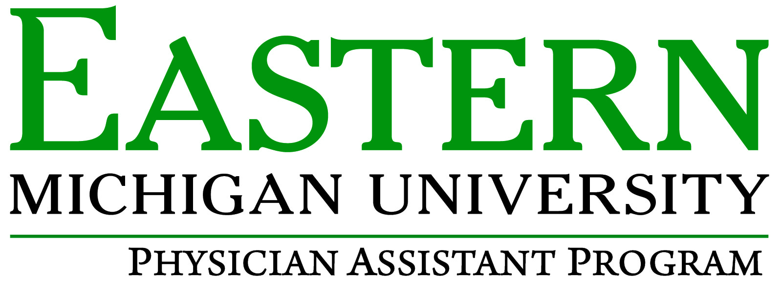 Eastern Michigan University Physician Assistant Program