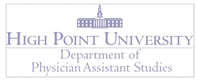 High Point University Department of Physician Assistant Studies
