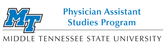 Middle Tennessee State University Physician Assistant Studies Program
